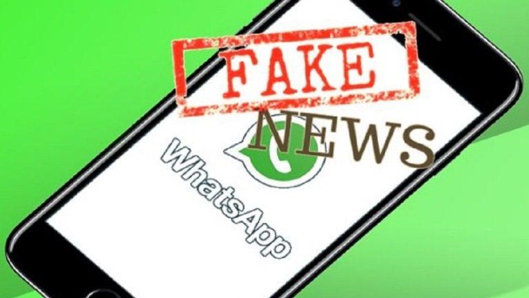 96% das fake news eleitorais são divulgadas via WhatsApp - ESHOJE