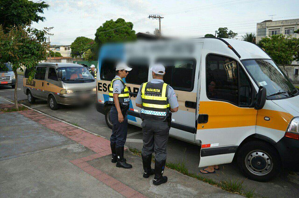 Task Force notifies irregularities in school transport in Gran Vitória - ESHOJE