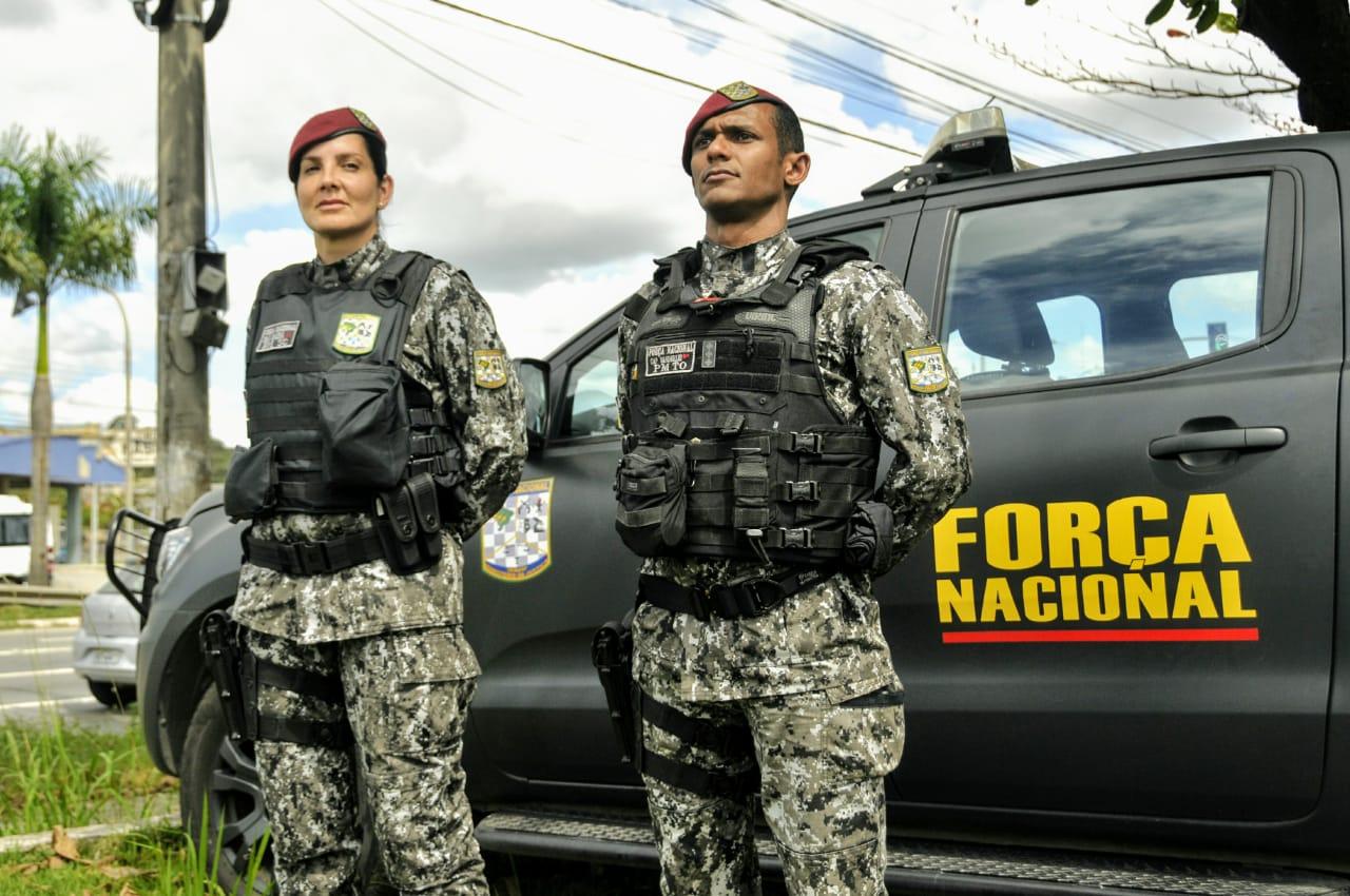 Em Frente Brasil: Força Nacional ficará por mais tempo na Grande Vitória